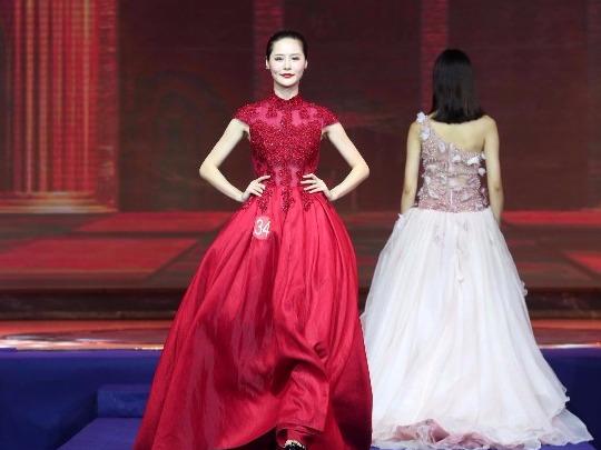 2018丝绸之路世界模特大赛江苏赛区总决赛举行