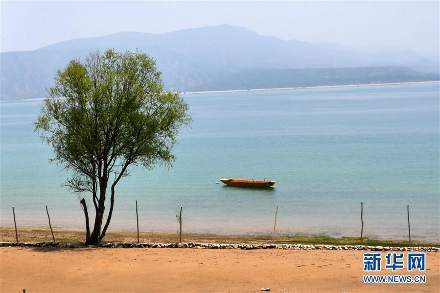 黄河三峡风景如画