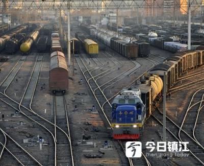 镇江到广州物流专线刷新江苏货运车时速记录