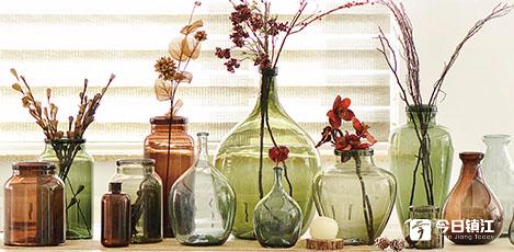 """""""一瓶一花""""这么美   这下家里的旧瓶子有用处了"""