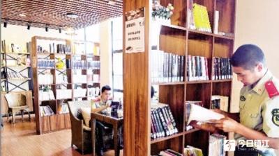 丹阳为市民延伸阅读空间