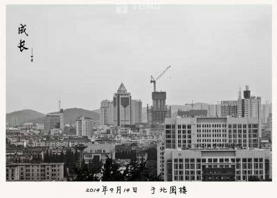 金山网市民记者镜头记录镇江不断长高,曾经的地标快找不到了
