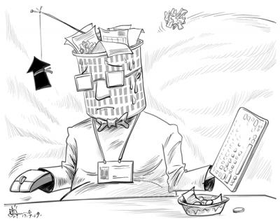 工作越换越多对未来却越来越迷茫?