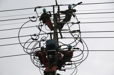 丹阳供电积极巡线抢修应对雨情