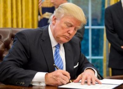 特朗普签署最新旅行禁令:朝鲜委内瑞拉等8国进入名单