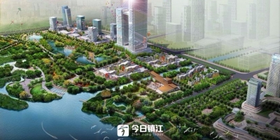 """扬中""""绿色项目""""收获134亿大单"""