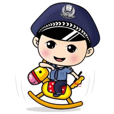 """""""豆豆警官""""与一位乡村民警的""""网络情怀"""""""
