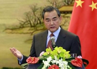 今天上午的记者会上,国务委员兼外长王毅这样谈孟晚舟案
