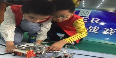 650多名选手角逐镇江青少年机器人大赛,看看他们的杰作吧