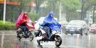 江苏气温大跳水   今日多地将有大到暴雨