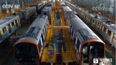 """骄傲!""""中国制造""""地铁将替代美国的""""老爷车"""""""