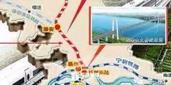 连镇铁路镇江城区段本月开工 健康路、黄山北路部分区域实行交通管制