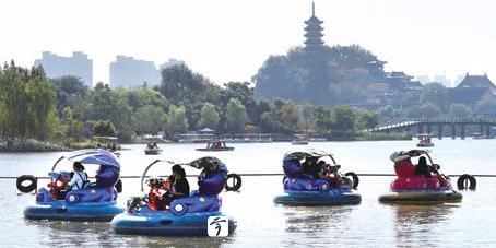 8天大长假,镇江30家景区接待游客295万人次