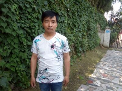 京畿路社区优秀志愿者——林明