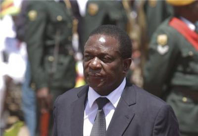 姆南加古瓦今将宣誓就职总统,津巴布韦民众冀其大力发展经济