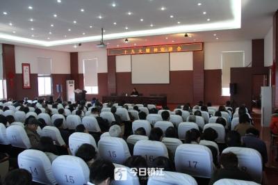 镇江十九大代表走进社区宣讲党的十九大精神