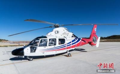 中国首款自主研发双发轻型直升机完成高原测试