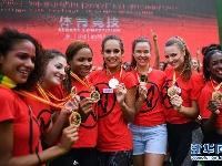 2017年第67届世界小姐全球总决赛,各国佳丽齐聚海南三亚