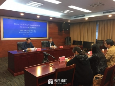 镇江市民可放心选购食品药品  食药监抽检合格率达99.4%