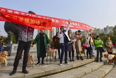 藏区孩子进行镇江城市探索