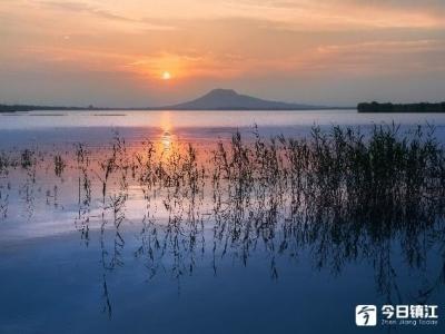 """赤山湖正式成为""""国家湿地公园"""",为镇江首家!"""