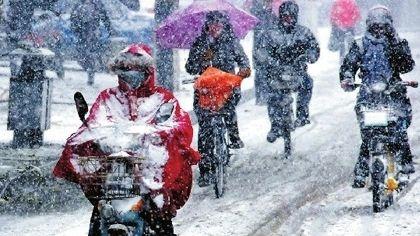 """本周湿冷转换到干冷  这两天处在""""霾""""伏中"""