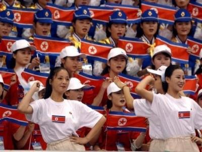 定了!朝鲜拟派230名拉拉队员参加平昌冬奥会  韩国男人将再次疯狂