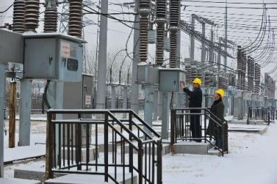 9191万千瓦!今冬江苏电网第三次刷新冬季最高用电纪录