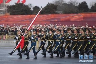天安门广场升降国旗仪式呈现七大变化