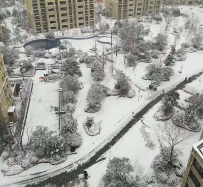 全市积极迎战本轮第二次暴雪袭击