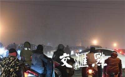 今晨江苏多地大雾弥漫 驾车上高速请注意!这些高速路段限速了!