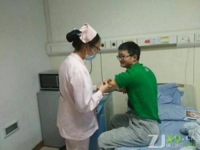 鼓掌!镇江市第70例造血干细胞志愿者今天捐献