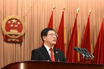一图读懂镇江市中级人民法院工作报告