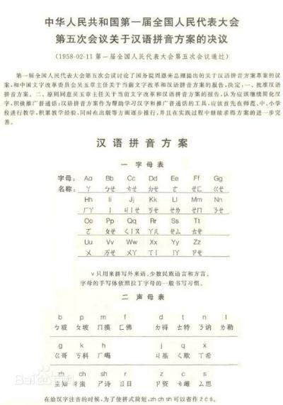 """今天,""""教""""国人说好普通话的《汉语拼音方案》60岁了,你知道它是如何诞生的吗?"""