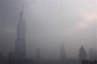 春节期间 江苏空气将遭遇两次污染以轻度污染为主