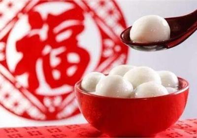 元宵节临近,汤圆热销,传统口味最受镇江市民青睐