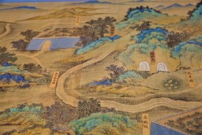 许荣茂春晚捐赠的旷世奇珍《丝路山水地图》全景赏析!