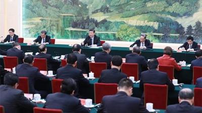 """习近平统战""""新语""""领航新时代多党合作"""
