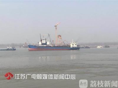 南京长江五桥工期调整隧道提前贯通 可从江北直达河西