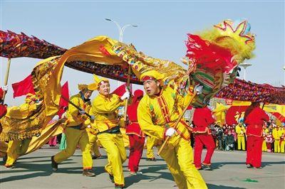 阅读 | 忆春节民间文化娱乐