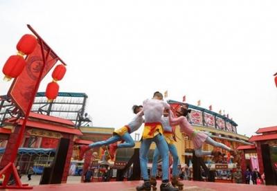 春节长假全国接待游客超三点八亿人次,你也在其中吗?