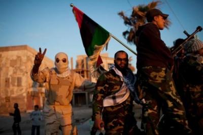 利比亚最高国家委员会主席视察时遭伏击