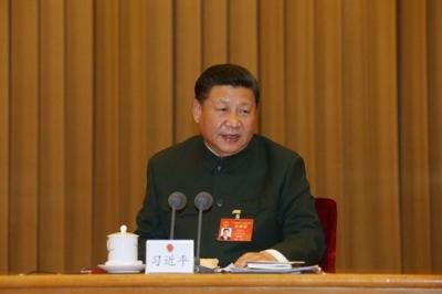 习近平在解放军和武警代表团会议上强调:扎扎实实推进军民融合深度发展