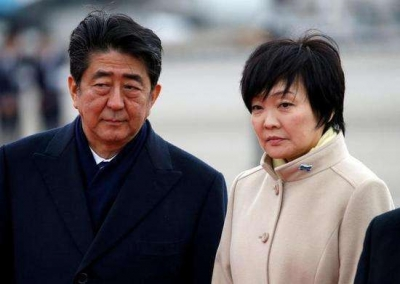 """忙得过来吗?日媒曝首相夫人身兼55个""""荣誉职位""""——安倍:都辞了"""