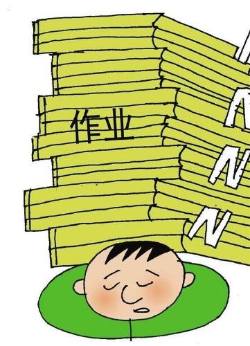 杭州的孩子有福了!两辖区初中生作业10点做不完可以不做