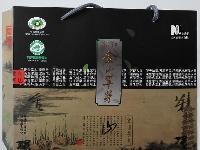 中国名茶金山翠芽品牌包装