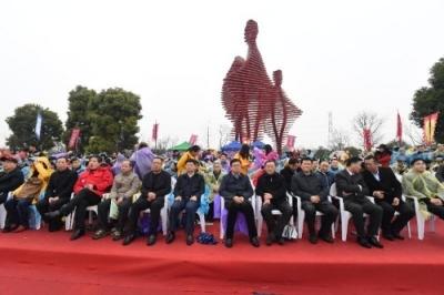 豚鲜岛绿迎盛会   第十五届中国·扬中河豚文化节开幕