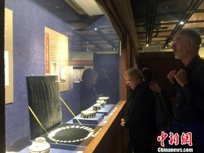宁镇扬三地考古成果开展 200余件文物讲述千年历史