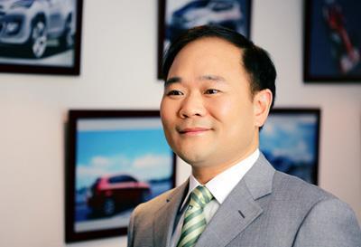 李书福代表:到2020年吉利90%以上都是新能源汽车