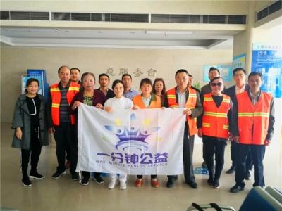 镇江为24名环卫劳模和爱心义工免费体检